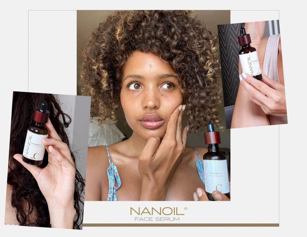 bedste vitamin c ansigtsserum Nanoil
